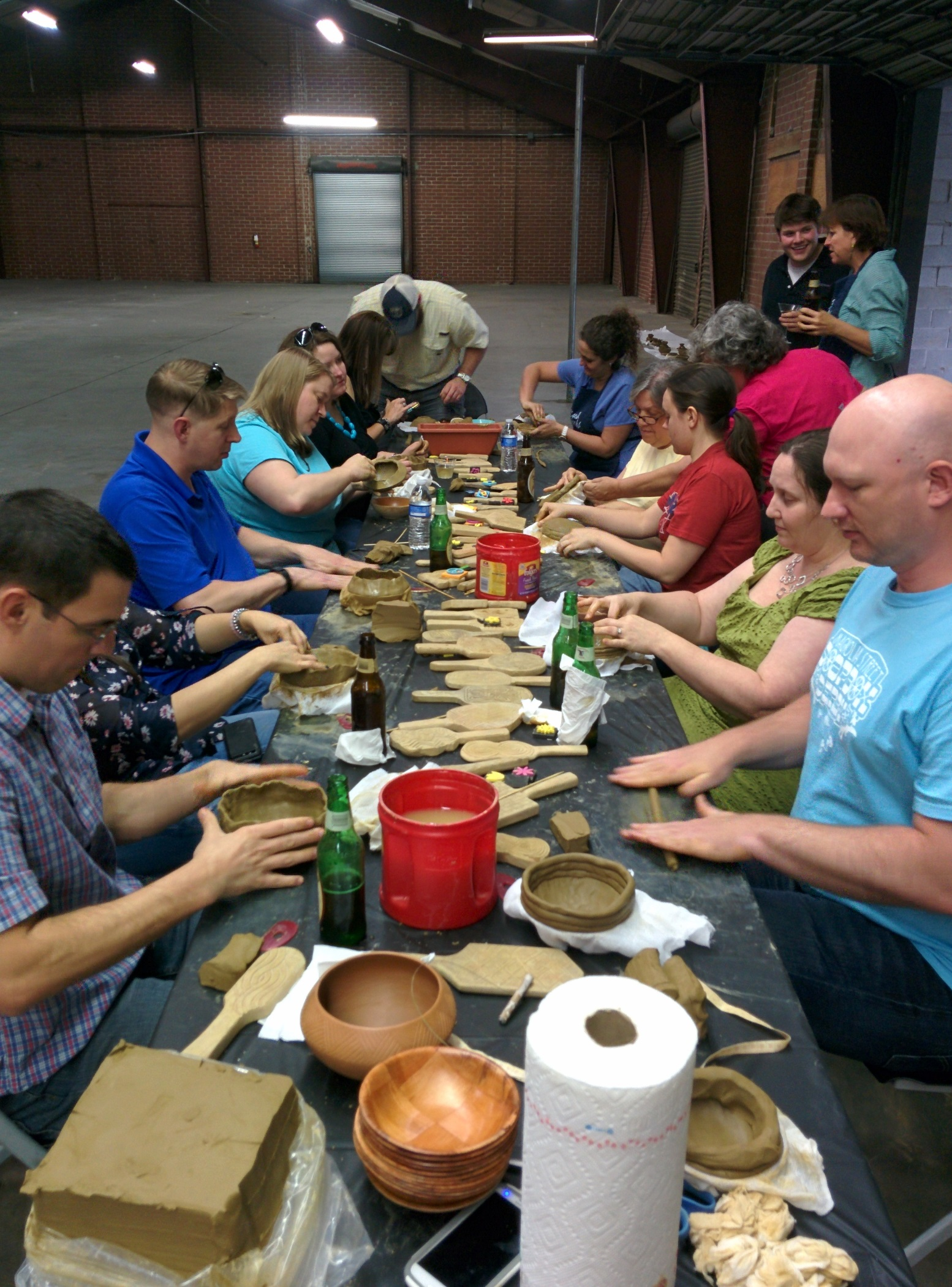 Fired Works Regional Pottery Show Celebrates With Earth