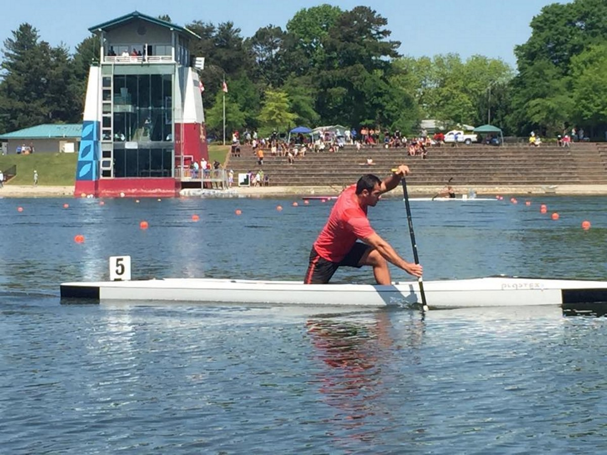 2016 Pan American Championships for Canoe Sprint, Lake Lanier, Georgia